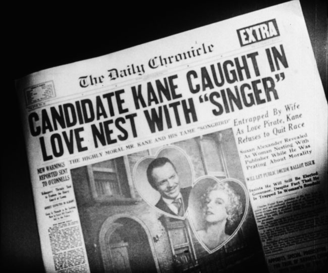 citizen kane film noir essays